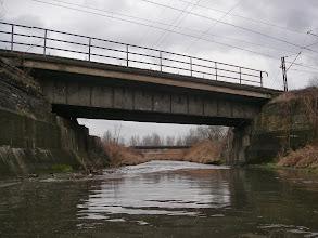 Photo: był zabytkowy most