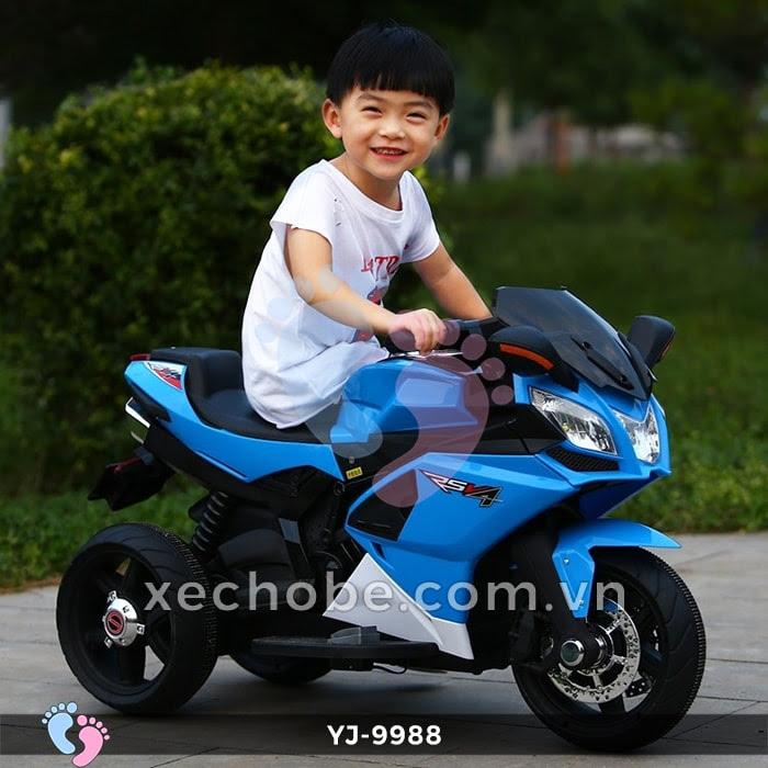 Xe mô tô điện trẻ em YJ-9988 9