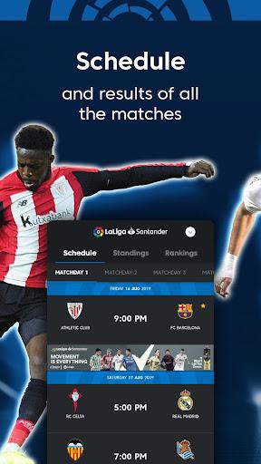 La Liga - Live Soccer Scores, Goals, Stats & News Screenshots 4