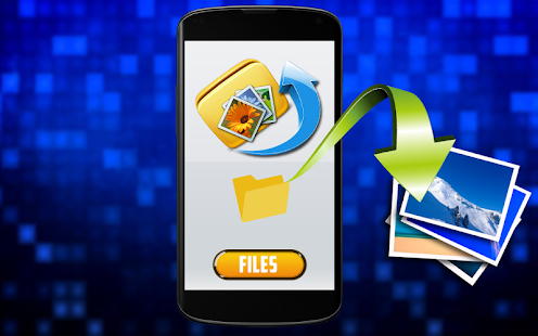 Data Recovery : Deleted Photos,Video,Files Restore - náhled