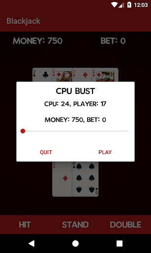 Simple Blackjack 4.3 screenshots 3