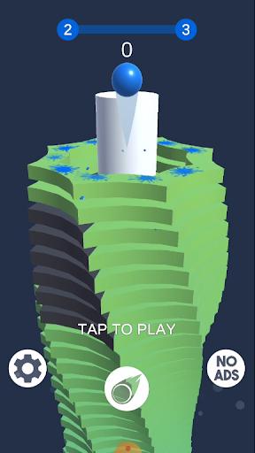 Drop Stack Ball - Helix Jump Ball 2020  captures d'écran 2