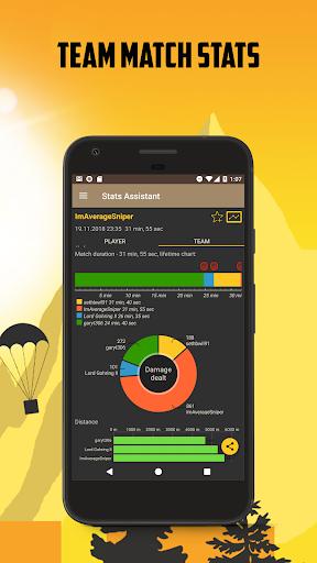 Stats Assistant 1.3 screenshots 2