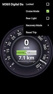Download M365 Digital Dash APK latest version 1 0 for