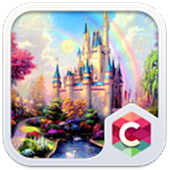 Colorful Fairy Tale Theme HD