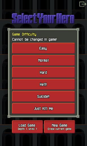 Skillful Pixel Dungeon screenshots 6