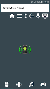 DroidMote Client- screenshot thumbnail