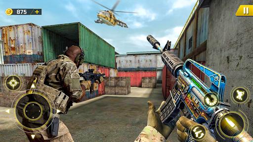 Modern Commando Desert Strike: Free Shooting Games 1.0 screenshots 4