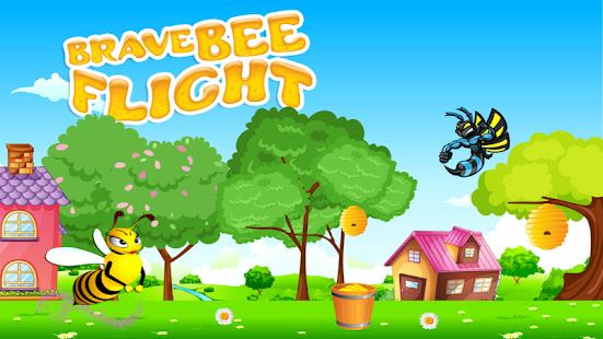 Brave Bee Flight - náhled