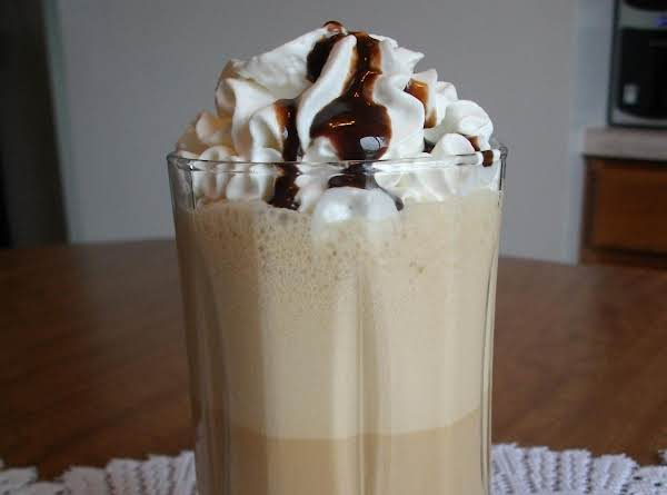 Iced Coffee Frappe Recipe