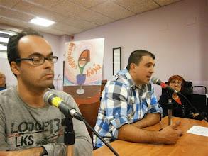 Photo: Los Bandidos de la Hoya. El vino. Octubre 2012. Entrevistado: Aitor Uriarte. Bodegas Edra de Ayerbe.