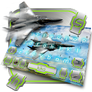 App Air Battle Fighter Plane Keyboard Theme apk for kindle fire