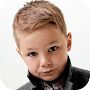Little Boy Hairstyles APK icon