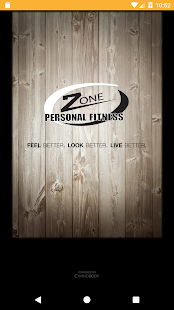 Zone Personal Fitness - náhled