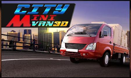 Mini Driver Truck Transport 3D 1.0.1 screenshot 62152