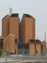 """Photo: La nuova chiesa """"del Santo Volto"""" a Torino"""
