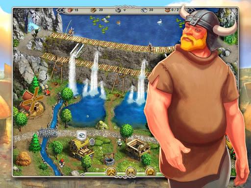 Viking Saga 1: The Cursed Ring screenshot 8