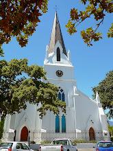 Photo: Stellenbosch: Moederkerk