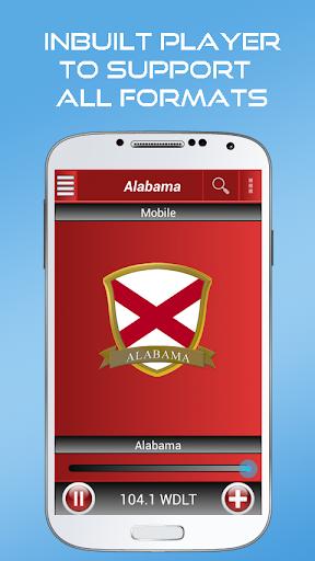 A2Z Alabama FM Radio
