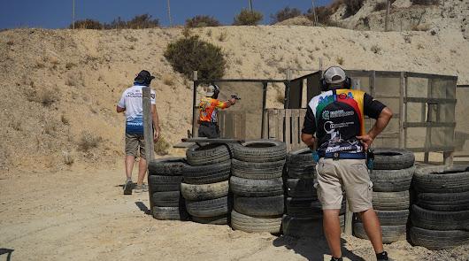Campeonato celebrado en las instalaciones de tiro de Benahadux.