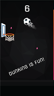 Dunk Up - Hit Basketball game - náhled
