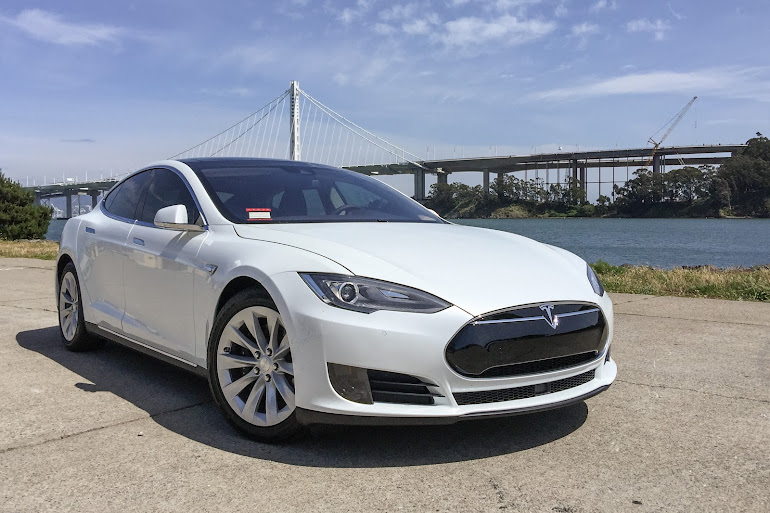 Rent A Pearl White Tesla Model S In San Francisco Getaround - Rent a tesla chicago