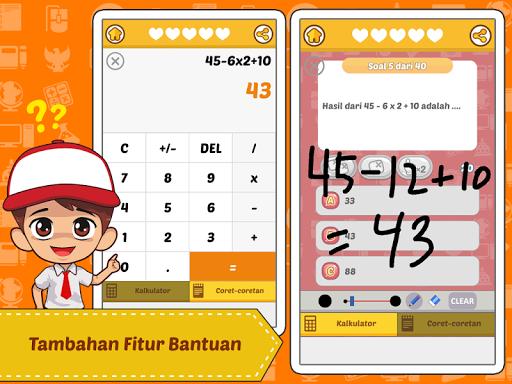 Soal Ujian SD  screenshots 5