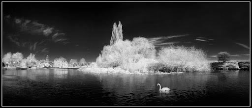 Photo: Fladbury Panorama  (Clive Haynes)