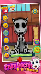 Pony Dr Surgery Simulator Game - náhled