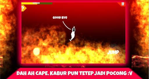 Télécharger Hantu Pocong Simulator - Kabur dari neraka APK MOD (Astuce) screenshots 4