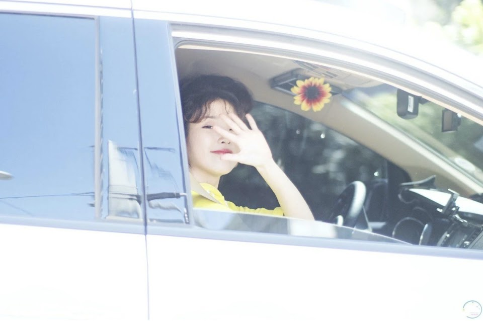 iu flower car