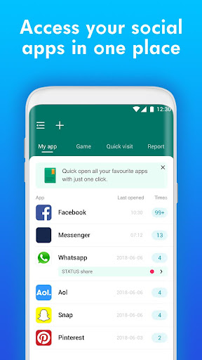 Messengers in one , All IM & SMS in one 1.2.6 app download 1