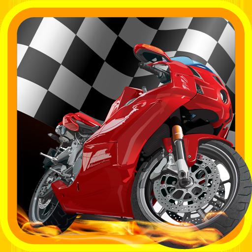 アメージングレースモト無料 賽車遊戲 App LOGO-硬是要APP