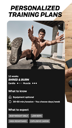 Freeletics Training Coach u2013 Bodyweight & Mindset screenshots 4