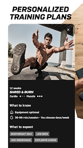 Freeletics Training Coach Premium (Patched) 4