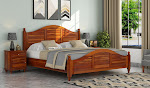 Check out the best range of queen size bed - Wooden Street