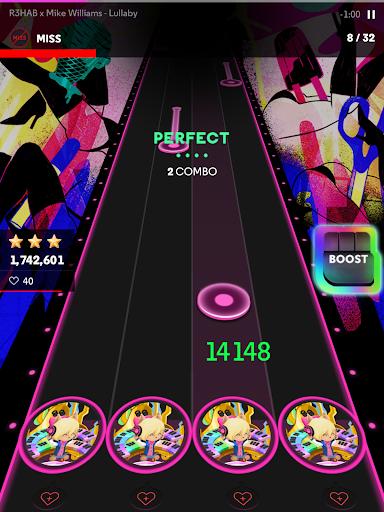 download game beat fever mod apk