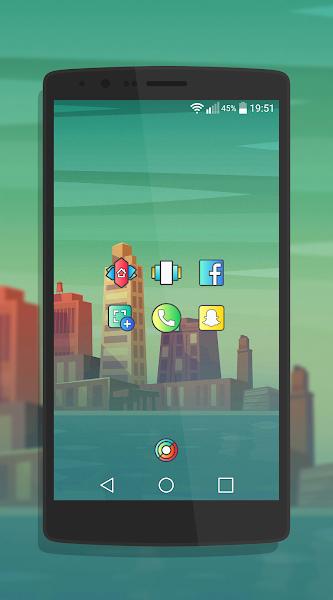 Griddy Icon Pack v1.7