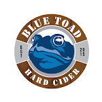 Logo for Blue Toad Hard Cider (VA)
