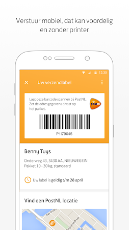 PostNL 3.16.3 screenshot 556198