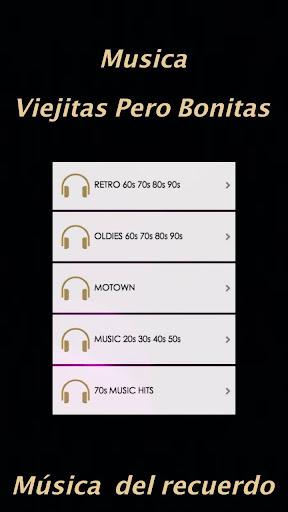 لقطات شاشة Musica Viejitas Pero Bonitas Gratis 1