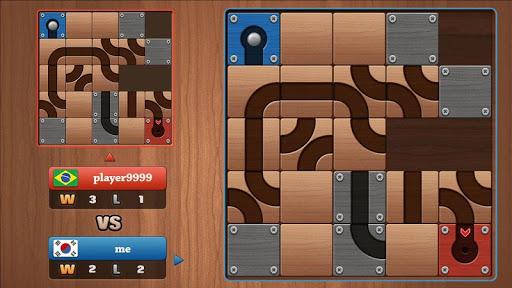 Moving Ball Puzzle screenshot 12