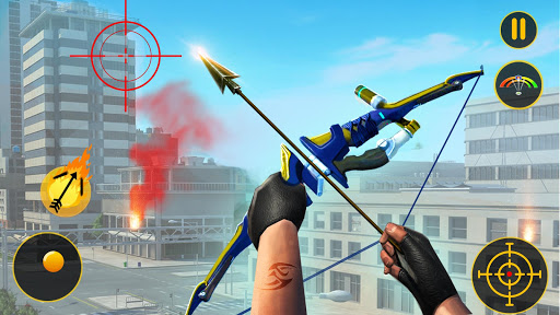 Assassin Archer Shooter - Modern Day Archery Games 1.5 screenshots 4