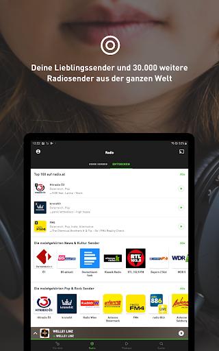 radio.at - Radio und Podcast screenshot 10