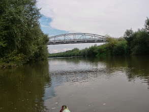 Photo: mostki na kanale - raz