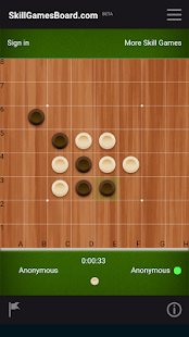 Reversi by SkillGamesBoard- screenshot thumbnail