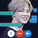 Chat With Bts Jimin icon