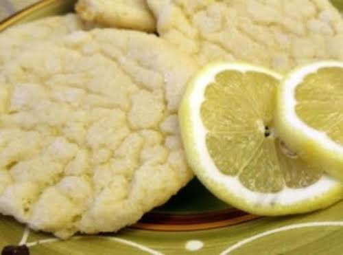 """Lemony Doodles """"I have made these cookies several times now and realized..."""