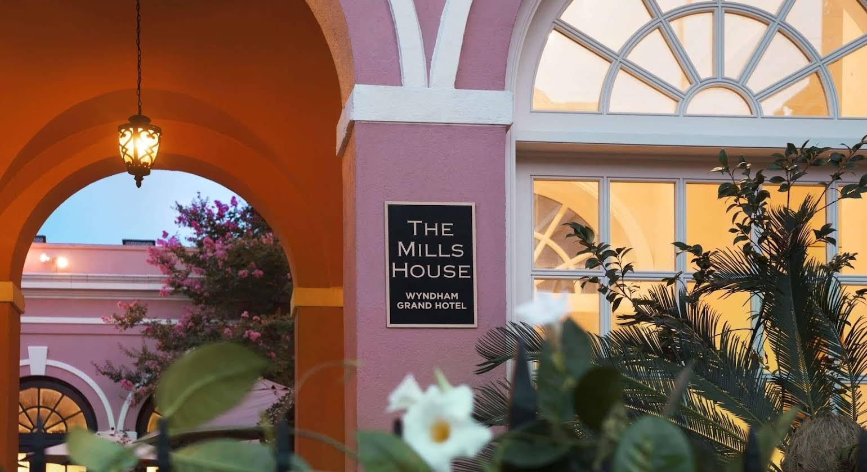 The Mills House Wyndham Grand Hotel