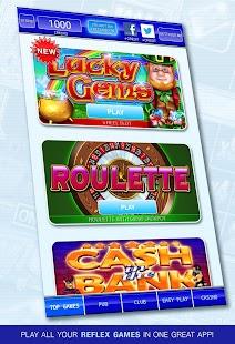 Reflex Gaming Fruit Machines - náhled